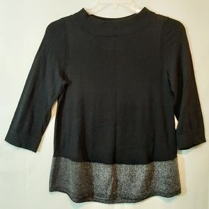 Anthro Angel of the North Evi Sweater Top